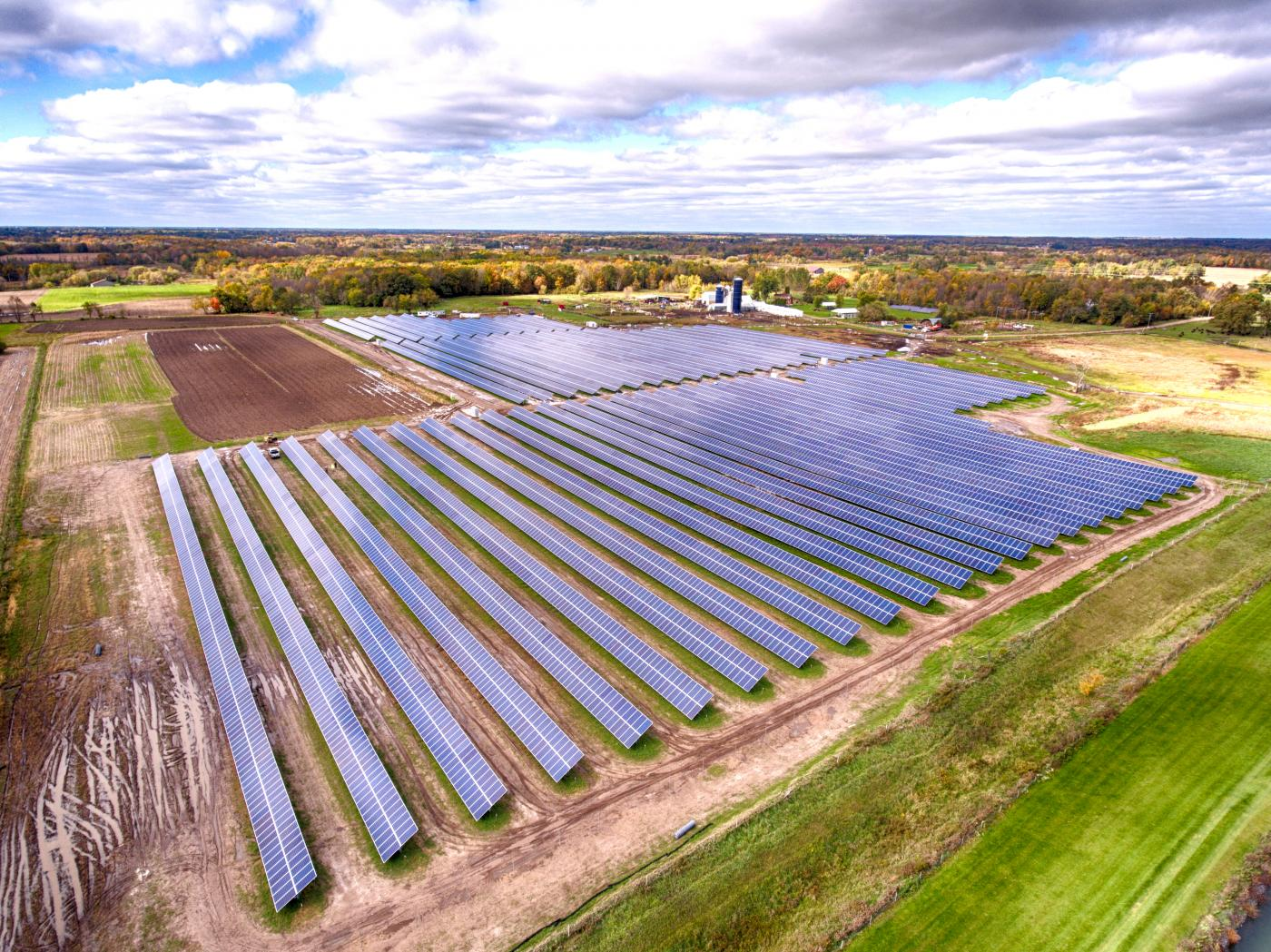 Chris Broste - IPS - Eichten Farms Solar Garden