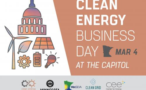 Clean Energy Business Day Minnesota MnSEIA