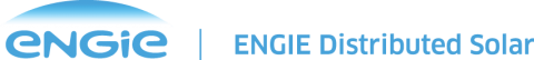 Engie Distributed Solar Logo