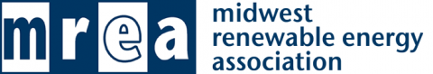MREA Midwest Renewable Energy Association Logo MnSEIA Gateway to Solar Conference Nonprofit Partner