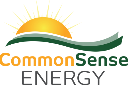 Common Sense Energy Logo