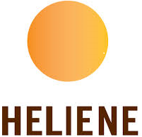 Heliene Photovoltaic Modules Logo Orange Sun