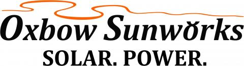 Oxbow Sunworks Solar.Power Logo