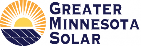 Greater Minnesota Solar Logo